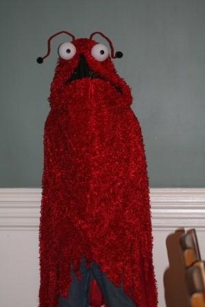 Yip Yip from Sesame Street - Threads