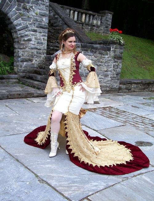 My Fantasy Wedding Dress - Threads