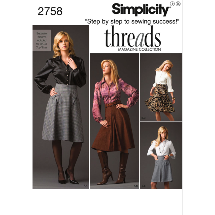Simplicity Pattern Collection from Threads - Threads