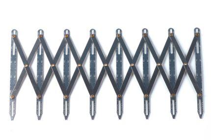 Buttonhole gauge