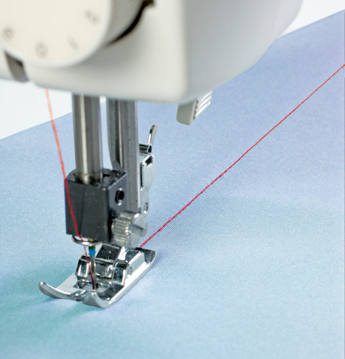 How To Achieve Ideal Sewing Machine Thread Tension Threads New Sewing Machine For Sunbrella Fabric