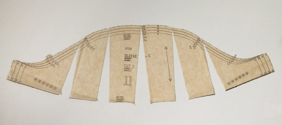 8a33ef5ff48de Flutter sleeves are easy to sew and look great on a variety of body types.