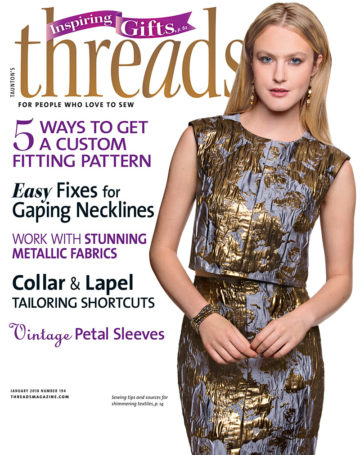 Issue 194 Threads magazine