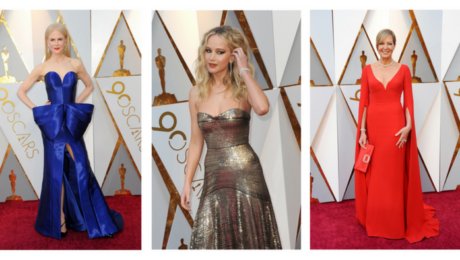 90th Oscars fashion review by Threads editors.