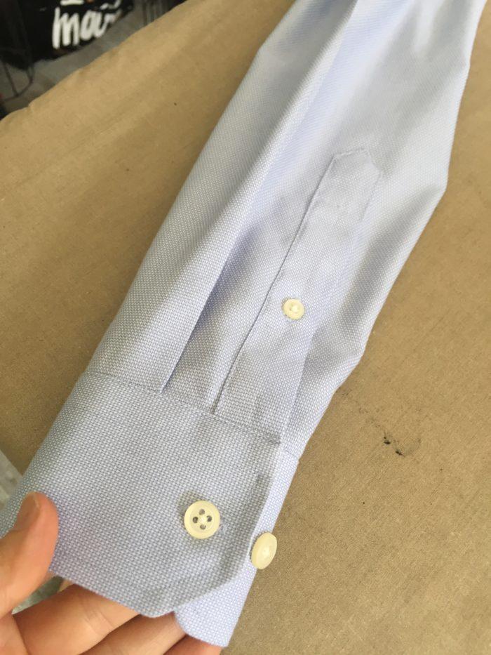 Men's shirt sleeve