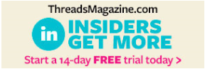 Threads magazine Insider membership signup