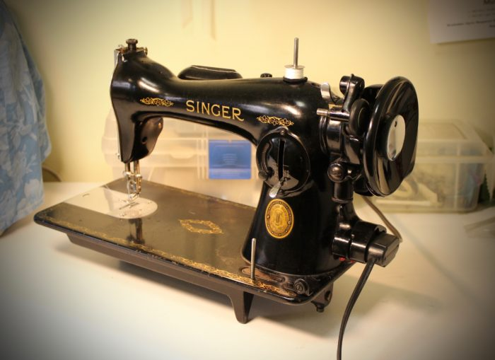Vintage Sewing Machines Were Built To Last A Lifetime Threads Best First Sewing Machine Project