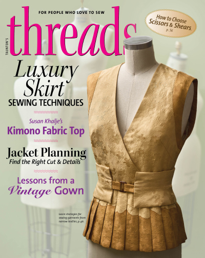 Threads Magazine - Threads #198, Aug./Sept. 2018