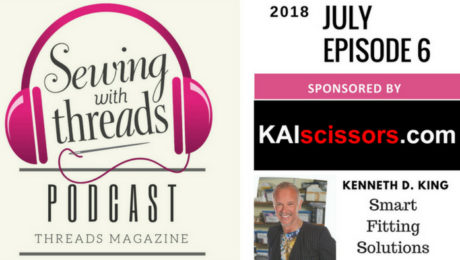 Threads Podcast Episode 6 Kenneth D. King