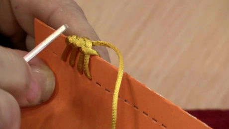 How to Sew a Triple Cordover Stitch