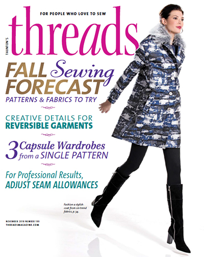 Threads Magazine - Threads #199, Oct./Nov. 2018