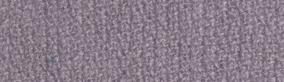 Soft lilac basketweave wool