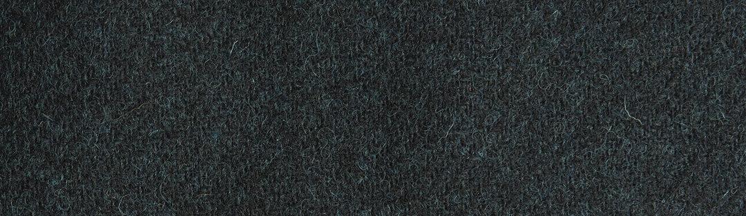 Dark green/black Harris tweed wool