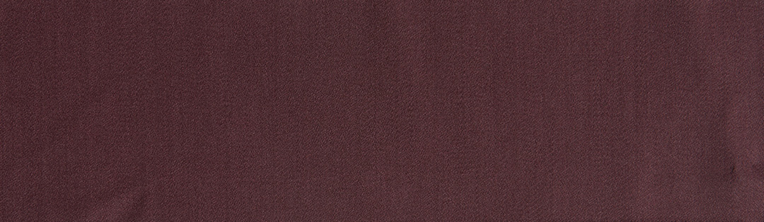 Burgundy wool sateen wool