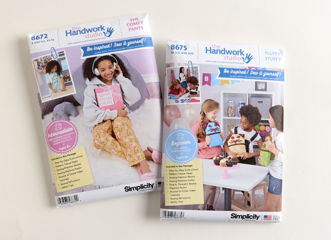 The Handwork Studio Simplicity Patterns