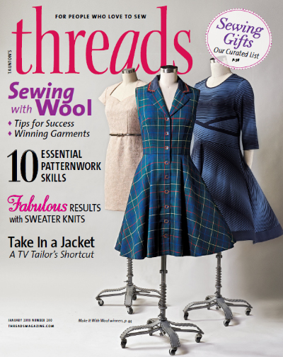 Threads Magazine - Threads #200, Dec. 2018/Jan. 2019