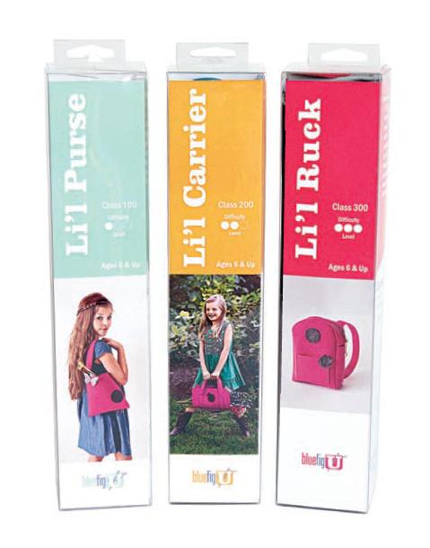 BlueFig University kits