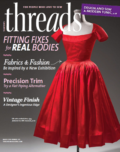 Threads Magazine - Threads #201, Feb./Mar. 2019