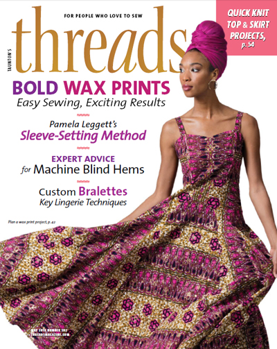 Threads Magazine - Threads #202, Apr./May 2019