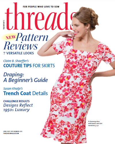 Threads Magazine - Threads #203, June/July 2019