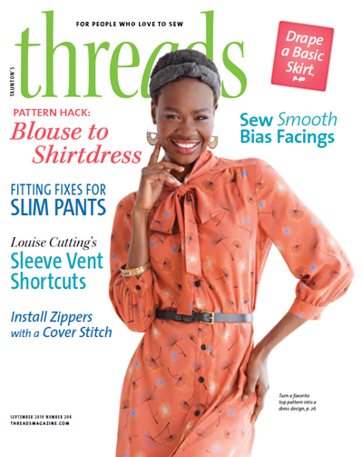 Threads Magazine - Threads #204, Aug./Sep. 2019