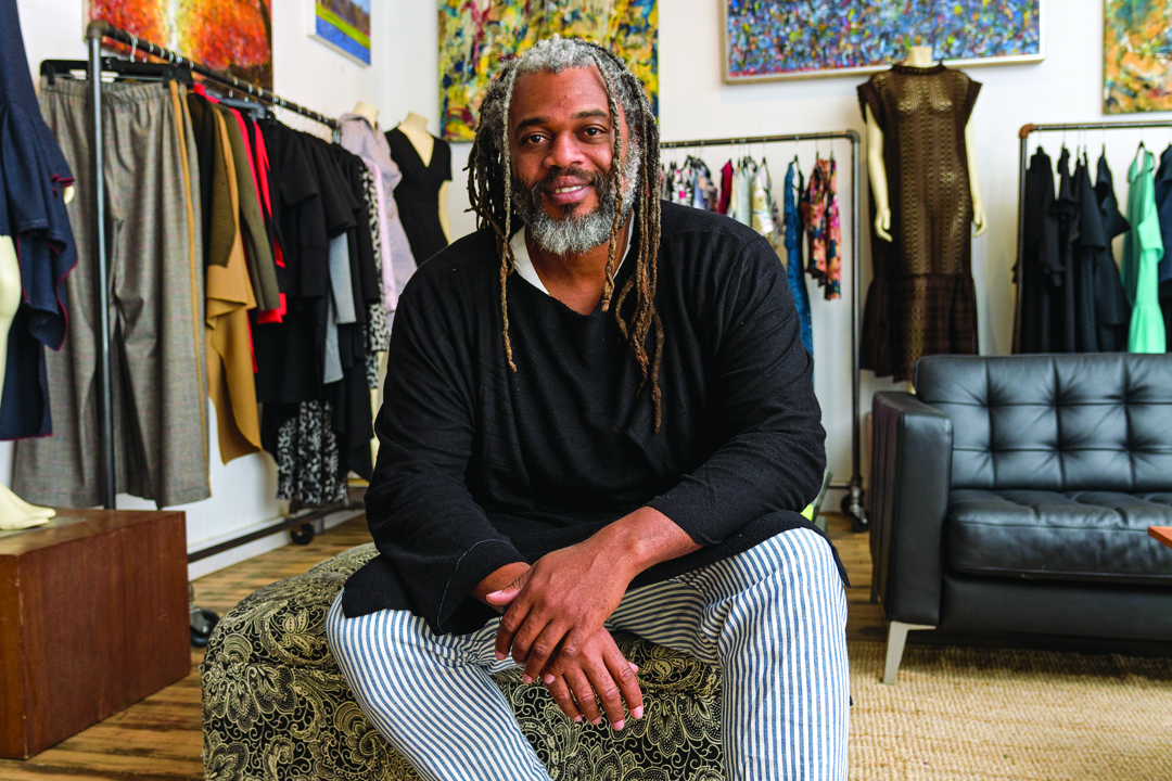 Profiles In Sewing Neville Wisdom Threads
