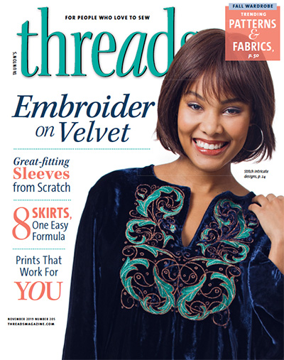 Threads Magazine - Threads #205, Oct./Nov. 2019