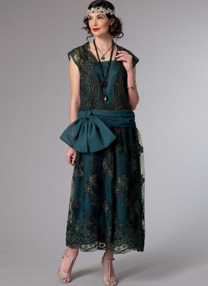 Butterick 6399 dress costume