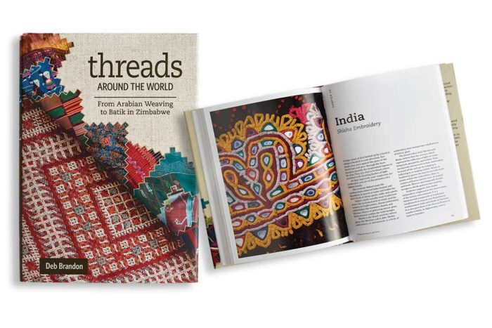 Threads around the world book