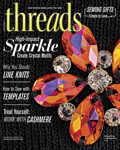 Threads Magazine - Threads #206 - Dec. 2019/Jan. 2020