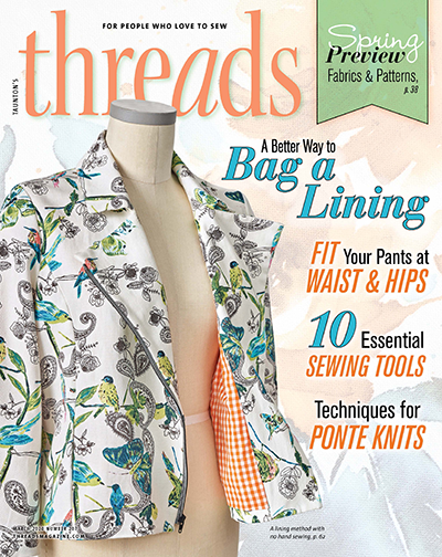 Threads Magazine - Threads #207, Feb./Mar. 2020