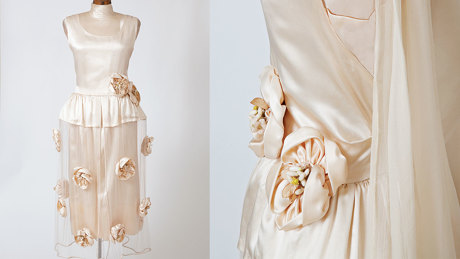 How Did They Sew That? A 1920's Fantasy Bridal Dress - Threads