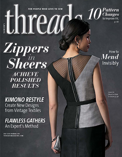 Threads Magazine - Threads, Issue #209 June/July