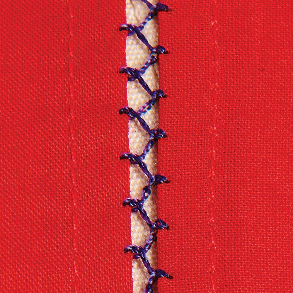 Briar stitch