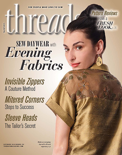 Threads Magazine - Threads, Issue #210, August/September