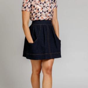 Megan Nielsen Patterns Brumby Skirt