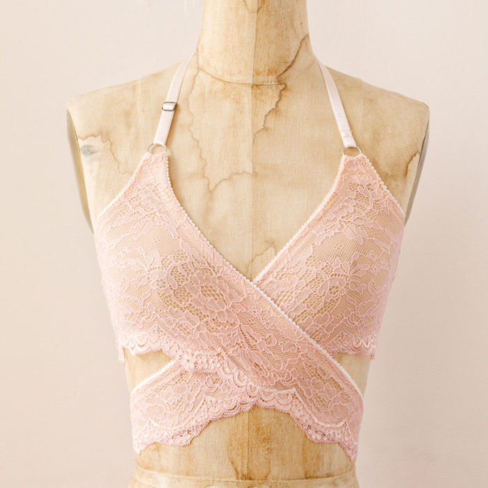 free bra pattern