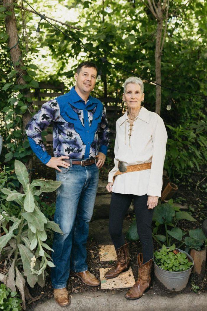 Folkwear 212 western shirts for Halloween 2020