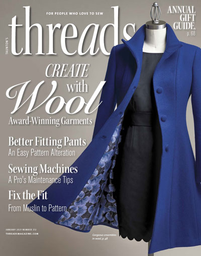 Threads Magazine - Threads Issue #212, Dec. 2020/Jan. 2021