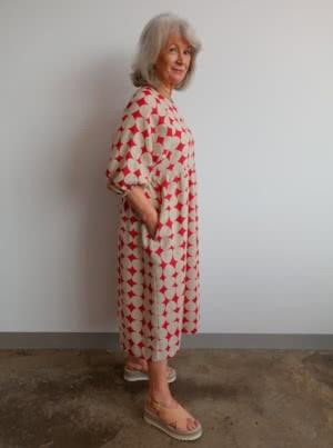 Nap dress option: Style Arc Hope Dress