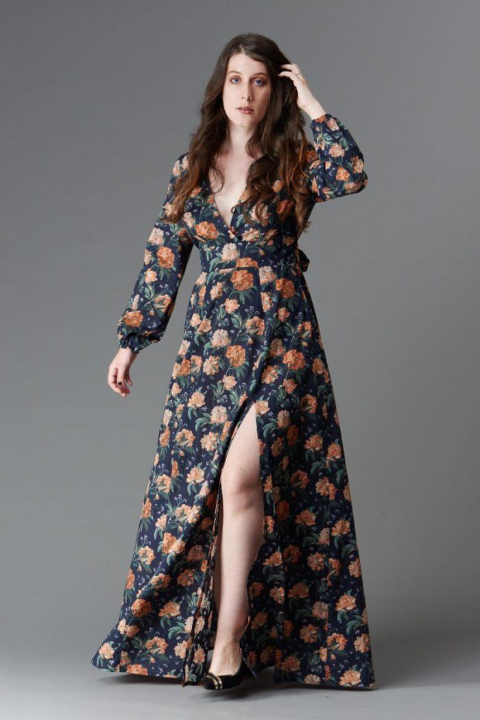 Deer and Doe Magnolia D0032 Dress