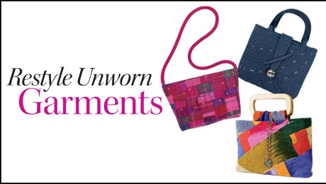 Restyle Unworn Garments