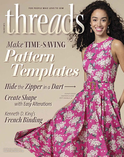 Threads Magazine - Threads #213, Feb./March 2021