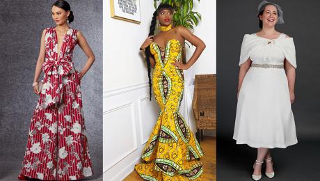 Three Dress Patterns