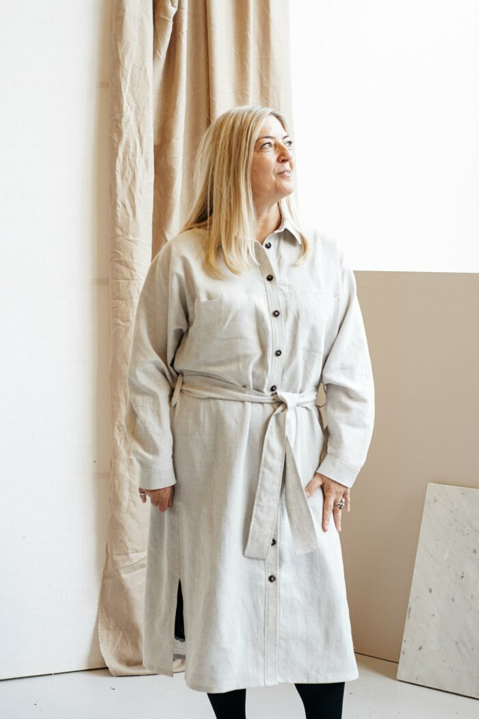 Paper Theory Olya Shirtdress
