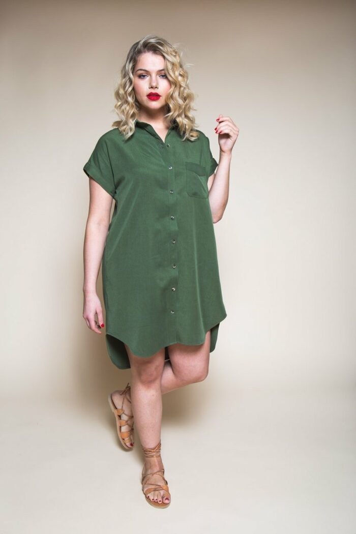 Closet Core Patterns Kalle Shirtdress