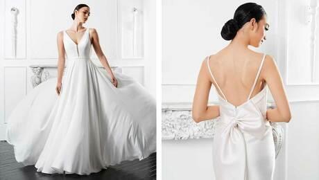 Bridal designer Jude Jowilson's