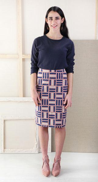 Oliver & Sands Extra Sharp Pencil Skirt