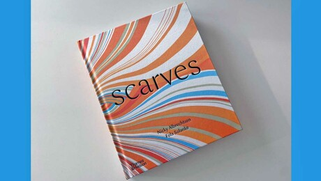 """Scarves"" book cover image"