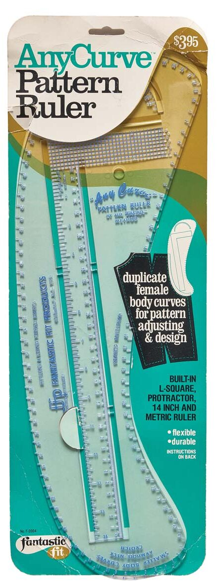 """""""Any Curve"""" Pattern Ruler"""